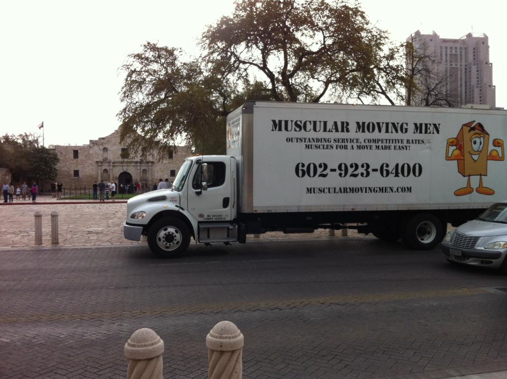 Local Movers Phoenix, AZ