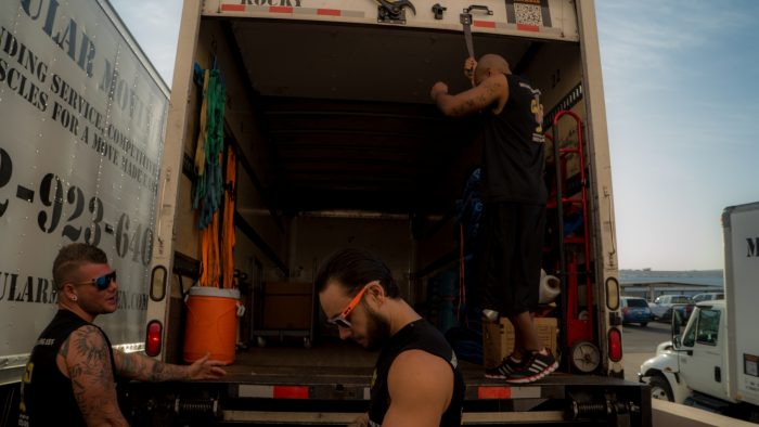 Moving Service Tempe, AZ