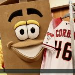 Buddy the Box with Dbacks - Muscular Moving Men